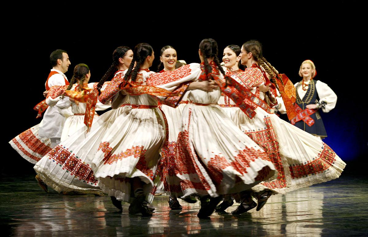 Croatia Eu Traditional Culture